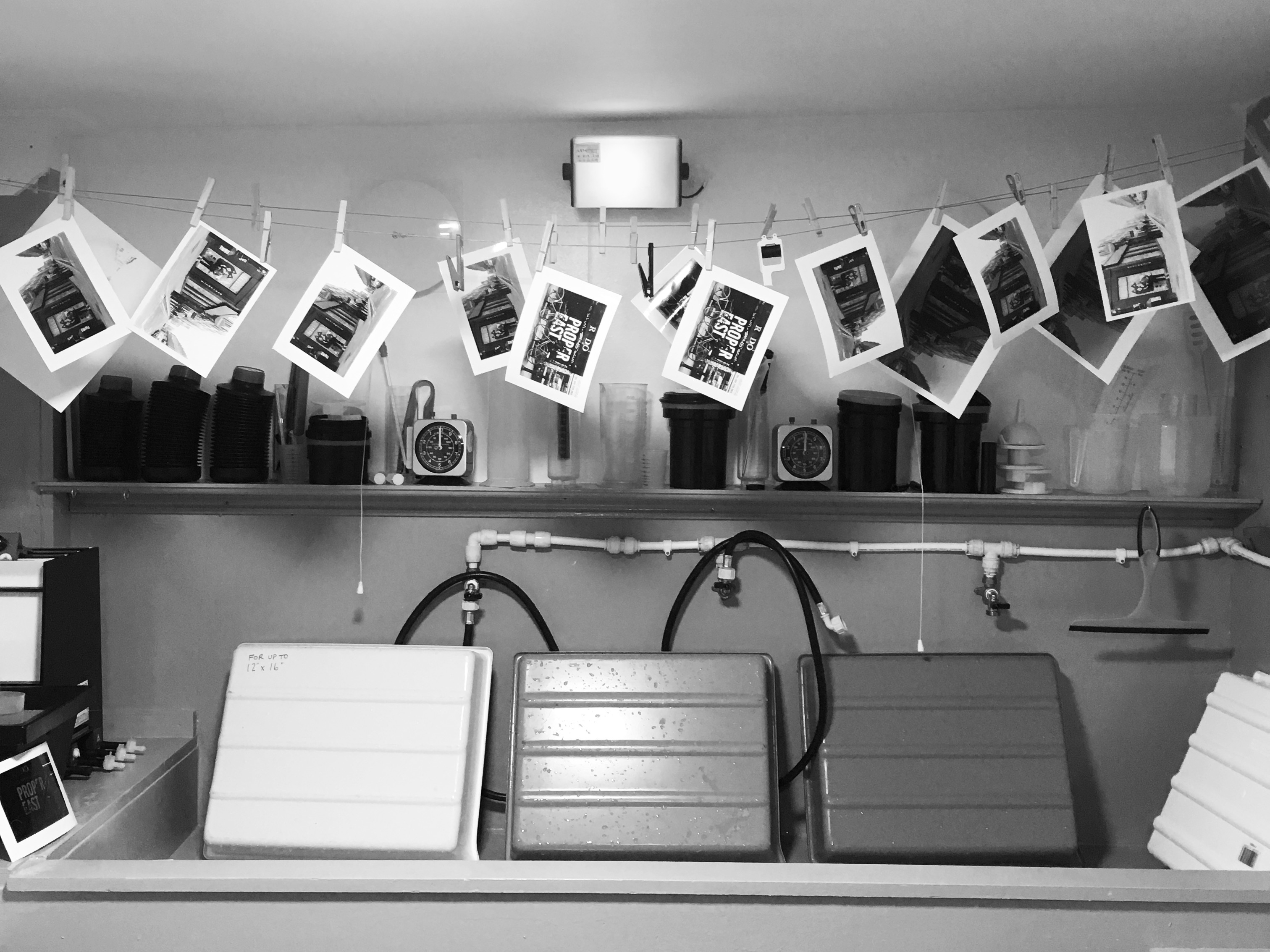 Lightbox darkroom membership hire
